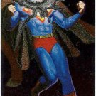 Superman Man of Steel #S2 Spectra Etch Collector Card