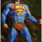Superman Man of Steel #S3 Spectra Etch Collector Card