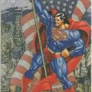 Superman Man of Steel #S6 Spectra Etch Collector Card
