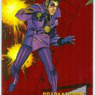 Marvel Universe 1993 #4 Red Foil Card 2099 Fearmaster