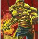 Marvel Universe 1993 #9 Red Foil Card 2099 Tiger Wylde