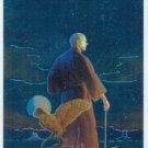 Michael Whelan Series 2 1995 #1 Chromium Chase Card