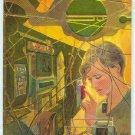 Paul Chadwick 1995 #M3 Metallic Storm Chase Card