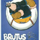 Popeye 1994 #CF3 Character Foil Brutus Chase Card