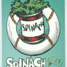 Popeye 1994 #CF12 Character Foil Spinach Chase Card