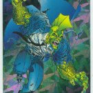 Savage Dragon 1992 Prism #P3 Chase Card Features