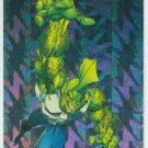 Savage Dragon 1992 Prism #P6 Chase Card Cross-Overs