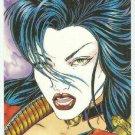 Shi Promo Card 1995 New York Comic Book Spectacular