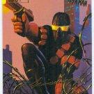 Spider-Man Fleer Ultra #6 Gold Foil Signature Blood Rose