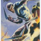 Spider-Man Fleer Ultra #8 Gold Foil Signature Boomerang