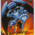 Spider-Man Fleer Ultra #11 Gold Foil Signature Cardiac