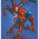 Spider-Man Fleer Ultra #20 Gold Foil Signature Doppelganger
