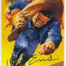 Spider-Man Fleer Ultra #25 Gold Foil Signature Hammerhead