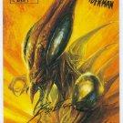 Spider-Man Fleer Ultra #28 Gold Foil Signature Homo Arachnis