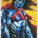 Spider-Man Fleer Ultra #32 Gold Foil Signature Kaine