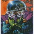 Spider-Man Fleer Ultra #39 Gold Foil Signature Mysterio