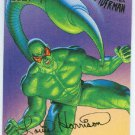 Spider-Man Fleer Ultra #49 Gold Foil Signature Scorpion