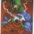 Spider-Man Fleer Ultra #52 Gold Foil Signature Sin-Eater