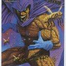 Spider-Man Fleer Ultra #57 Gold Foil Signature Swarm