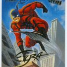 Spider-Man Fleer Ultra #58 Gold Foil Signature Tarantula