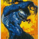 Spider-Man Fleer Ultra #60 Gold Foil Signature Venom