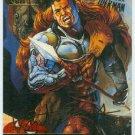 Spider-Man Fleer Ultra #66 Gold Foil Signature Grim Hunter