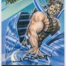 Spider-Man Fleer Ultra #72 Gold Foil Signature Alistair Smythe