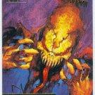 Spider-Man Fleer Ultra #75 Gold Foil Signature Demogoblin