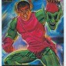 Spider-Man Fleer Ultra #80 Gold Foil Signature Green Goblin