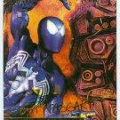 Spider-Man Fleer Ultra #82 Gold Foil Signature Alien Costume