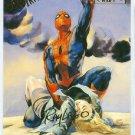 Spider-Man Fleer Ultra #86 Gold Foil Signature Death Of Gwen Stacy