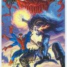 Spider-Man Fleer Ultra #91 Gold Foil Signature Maximum Carnage