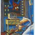 Spider-Man Fleer Ultra #98 Gold Foil Signature Death Of A Parker