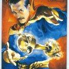 Spider-Man Fleer Ultra #115 Gold Foil Signature Dr. Strange
