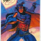 Spider-Man Fleer Ultra #117 Gold Foil Signature Gambit