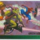 Spider-Man Fleer Ultra #129 Gold Foil Signature Green Goblin