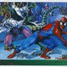 Spider-Man Fleer Ultra #131 Gold Foil Signature Lizard