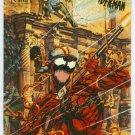 Spider-Man Fleer Ultra #139 Gold Foil Signature The Alamo