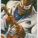 Spider-Man Fleer Ultra #147 Gold Foil Signature King Carnage