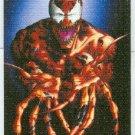 Spider-Man Premium Canvas #1 Chase Trading Card Carnage
