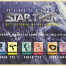 Star Trek Phase 1 Promo Unnumbered Trading Card