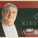 Star Trek TNG Season 6 #S34 Foil Chase Trading Card