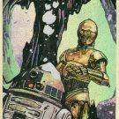Star Wars Finest #2 Matrix Chase Card C-3PO & R2-D2