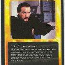 Doctor Who CCG T.C.E. Uncommon Black Border Game Card