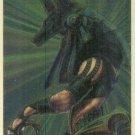 Stargate Chromium #CS4 Chase Card Anubis
