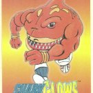 Street Sharks Glows Big Slammu Chase Card