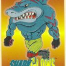 Street Sharks Glows Streex Chase Card