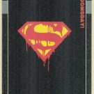Superman Doomsday Prototype #000 Trading Card