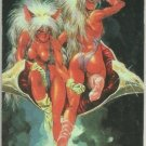 US Manga Corps 1994 #1 Subset Card The Women