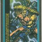 Ultraverse 1993 Promo Card #P0 Warstrike